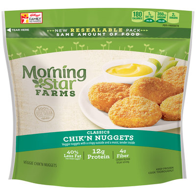 Morning Star Farms® Classics Chik'n Nuggets
