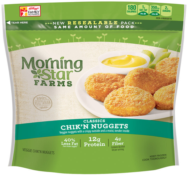 Morning Star Farms Classics Chikn Nuggets Reviews 2019