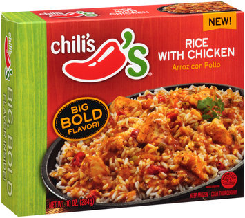 Chili's® Rice with Chicken 10 oz. Box