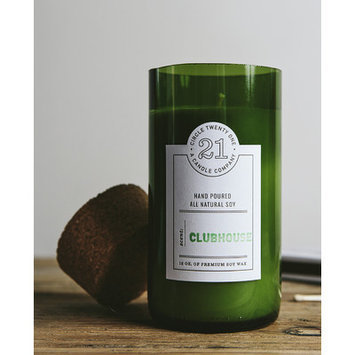 Circle21candles Clubhouse Votive Candle