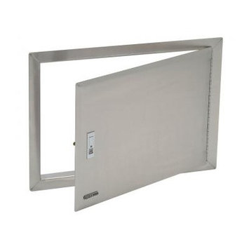 Grills Direct Bull Stainless Steel Door with Lock & Key