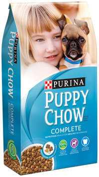 Purina Puppy Chow Complete Puppy Food 32 lb. Bag