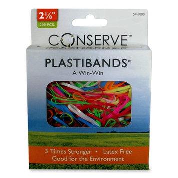 BAUMGARTENS PlastiBands, Size 2-1/8