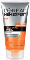 L'Oréal Paris® Men Expert® Hydra Energetic™ Icy Gel Face Wash 5 fl. oz. Squeeze Bottle