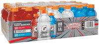 Gatorade® Frost® Fruit Punch Glacier Cherry®/Cool Blue™ Limited Edition Variety Pack