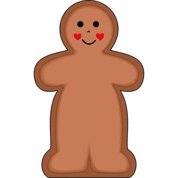 Shapes SE-101 Notepad Large Gingerbread Man