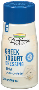 Bolthouse  Farms Greek Yogurt Dressing Bold Blue Cheese