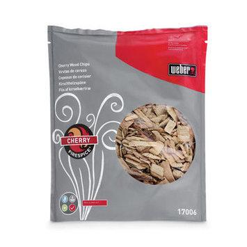 WEBER Cherry Wood Chips 3 lb. Bag