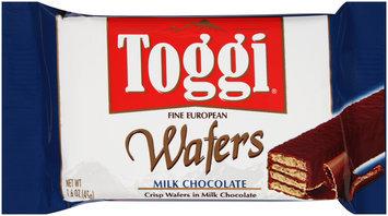Toggi® Fine European Milk Chocolate Wafers