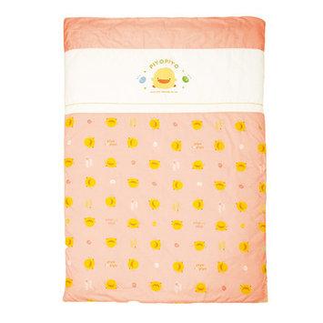 Piyo Piyo Extended Length All Season Comforter in Pink