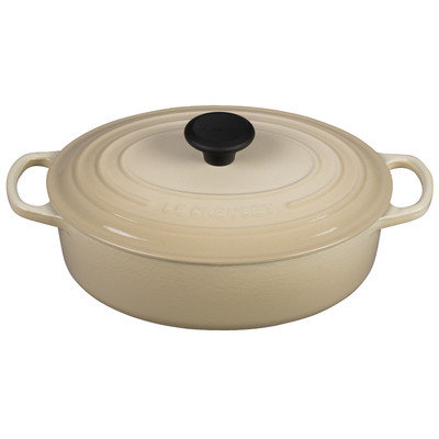 Le Creuset Oval Wide Oven, 3.5-quart - Dune - Le Creuset Enameled Cast Iron
