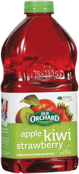 OLD ORCHARD Apple Kiwi Strawberry Bottled Juice Cocktail