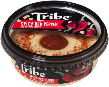 Tribe® Spicy Red Pepper Hummus 16 oz. Tub