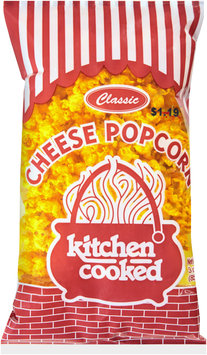 Kitchen Cooked Classic Cheese Popcorn $1.19 Prepriced 3 oz. Bag