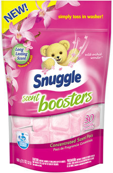 Snuggle Scent Boosters® Wild Orchid Wonder™ 30 Loads Concentrated Scent Pacs 21.1 oz. Bag