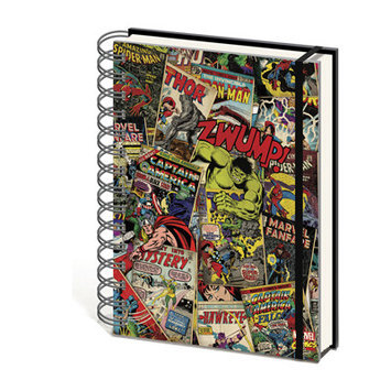 Ace Framing Marvel Collage A5 Notebook