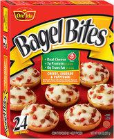 Bagel Bites® Cheese, Sausage & Pepperoni Mini Bagels 24 ct Box