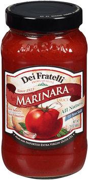 Dei Fratelli® Marinara Pasta Sauce 24 oz. Jar