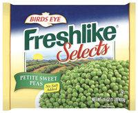 Freshlike Petite Sweet Peas Frozen Vegetables Selects 1 Lb Bag