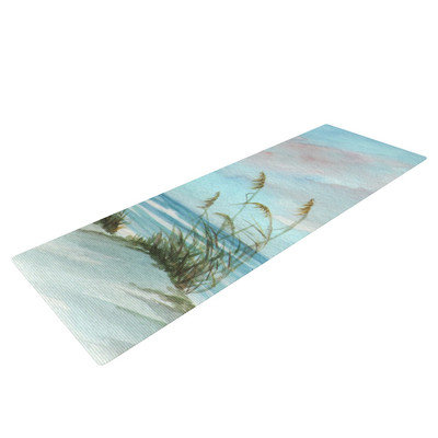 Kess Inhouse Sea Oats by Rosie Brown Yoga Mat