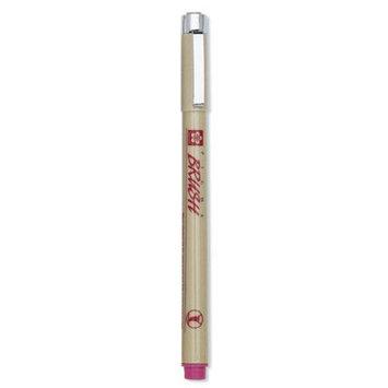 Pigma Brush Pen Color: Rose