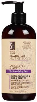 Salon Grafix® Healthy Hair Nutrition™ Lather-Free Shampoo for Severely Dry Hair 12 fl. oz. Pump