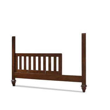 Smartstuff Furniture Classics 4.0 Toddler Rail Kit Finish: Saddle Brown
