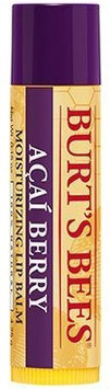 Burt's Bees 100% Natural Rejuvenating Lip Balm Acai Berry