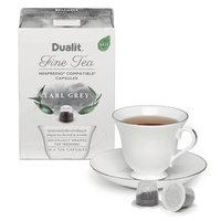 Dualit Fine 50-Count Earl Grey Tea Capsules