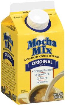 Mocha Mix Original Non-Dairy Creamer 1 Pt Carton