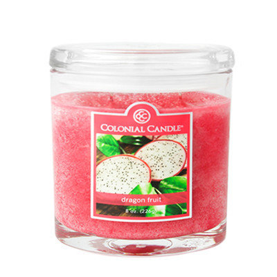 Fragranced in-line Container CC008.2072 8oz. Oval Dragon Fruit