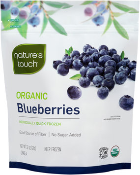 Nature's Touch™ Organic Blueberries 32 oz. Stand-Up Bag