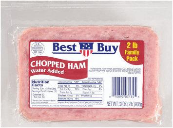 Best Buy Chopped Ham 32 Oz Package