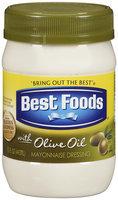 Best Foods® Mayonnaise Dressing with Olive Oil 15 fl. oz. Plastic Jar