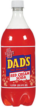 Dad's Old Fashioned® Red Cream Soda 1 L Bottle