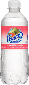 Fruit2O® Natural Watermelon Purified Water Beverage 16 fl. oz. Bottle