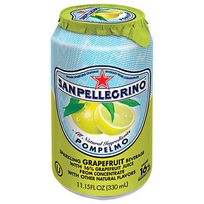 San Pellegrino® Pompelmo Sparkling Grapefruit Beverage