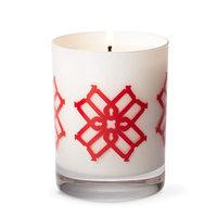 B By Brandie Edie's Black Currant Designer Candle Color: Red