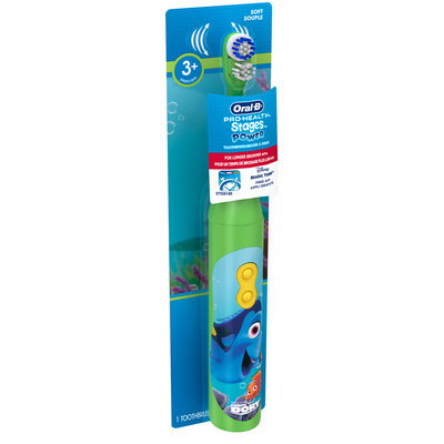 Oral-B Pro-Health Stages Battery Brush 3+ featuring Finding Dory