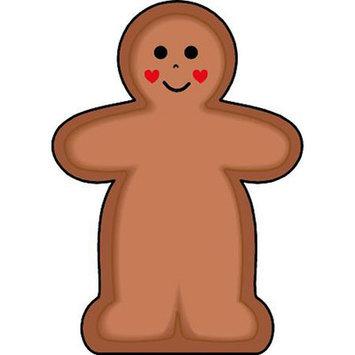 Shapes SE-761 Notepad Mini Gingerbread Man
