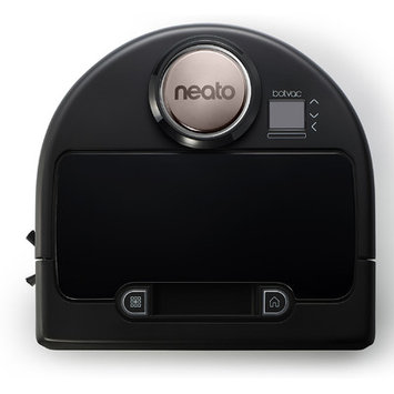 Neato Robotics - Botvac Connected Robot Vacuum - Black