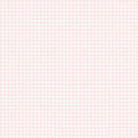 Stwd Pastel Gingham Woven Portable Mini Fitted Crib Sheet Color: Pink