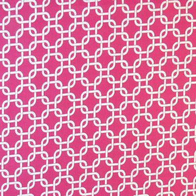Stwd 3 Piece Links Sheet Crib Bedding Set Color: Hot Pink