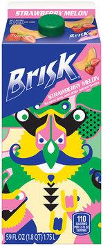 Brisk® Strawberry Melon Drink 59 fl. oz. Carton
