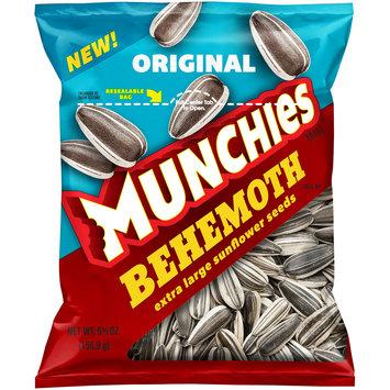 Munchies® Behemoth Extra Large Original Sunflower Seeds 5.5 oz. Bag