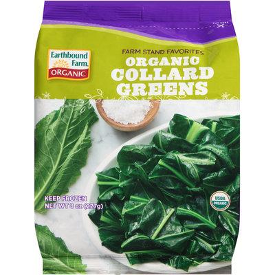 Earthbound Farm® Organic Collard Greens 8 oz. Bag