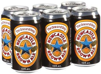 Newcastle Brown Ale 6-12 fl. oz. Can