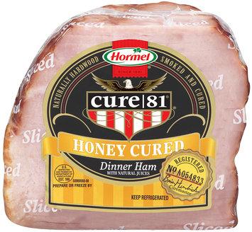 Hormel® CURE 81® Sliced Honey Cured Dinner Ham 1/4