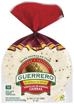 Guerrero Flour Soft Taco