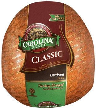Carolina Turkey Braised In Oil Classic Turkey Breast